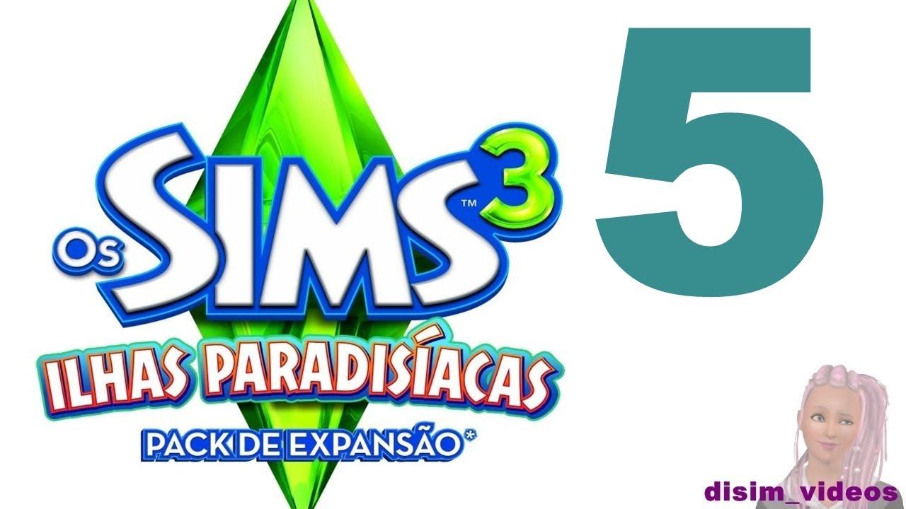 Sims 3 ilhas paradisíacas download gratis