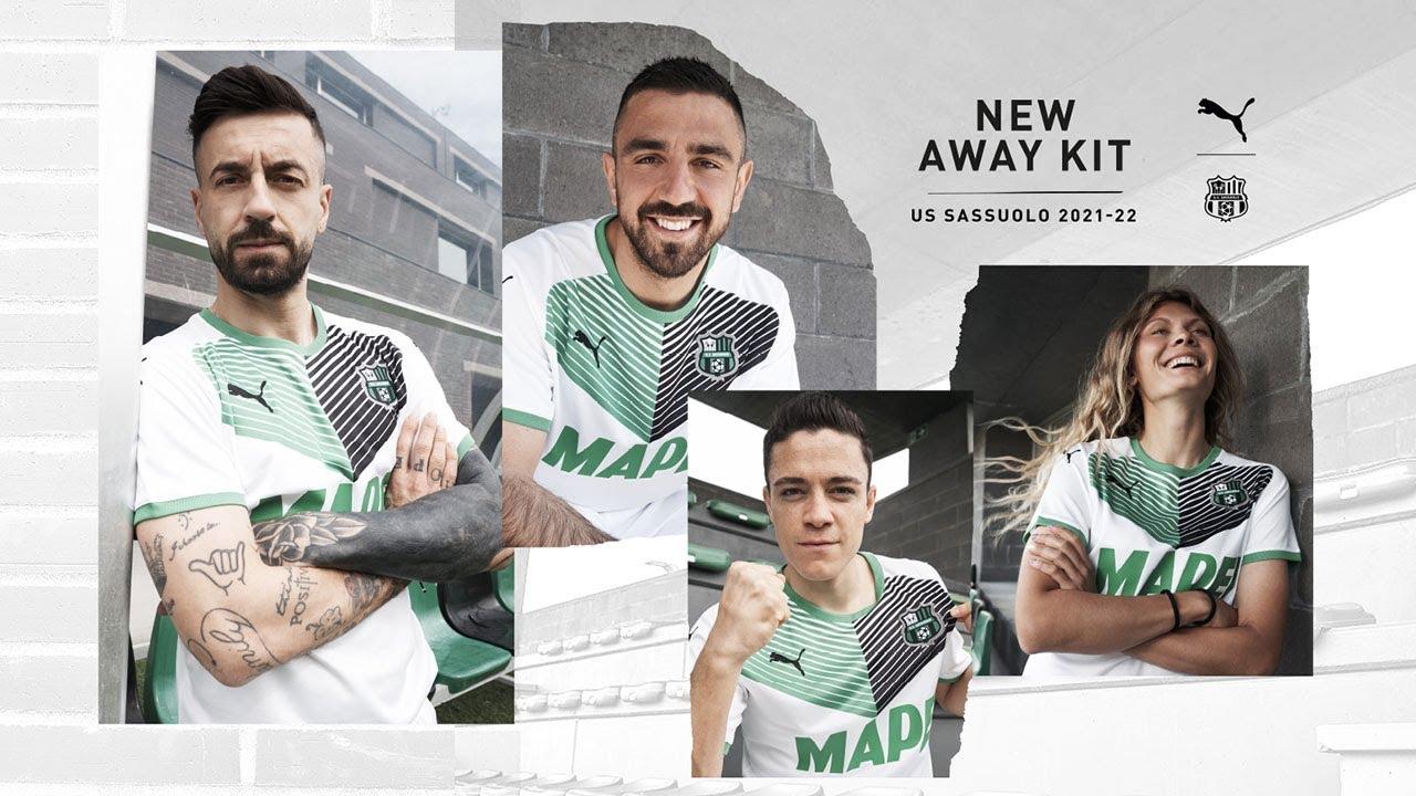 New Away Kit | Sassuolo Calcio 21-22