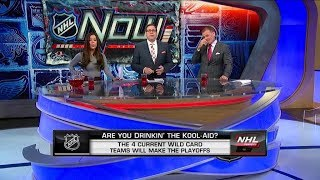 NHL Now:  Are you drinking the NHL Kool - Aid?   Jan 11,  2019