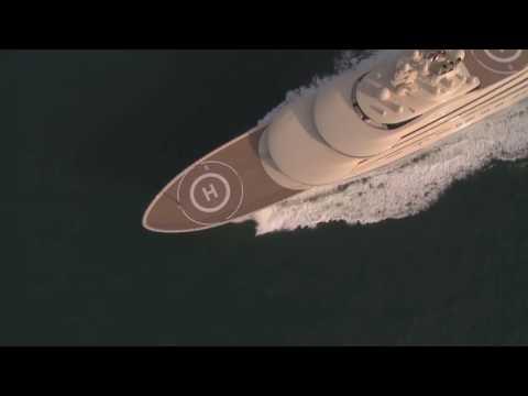 The Making Of The Megayacht Dilbar, By Lürssen