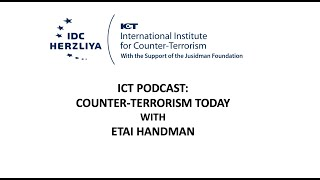 Edan Landau discusses Hezbollah amidst Covid-19