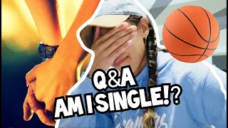 Q&A-WHO AM I DATING? AM I SINGLE?