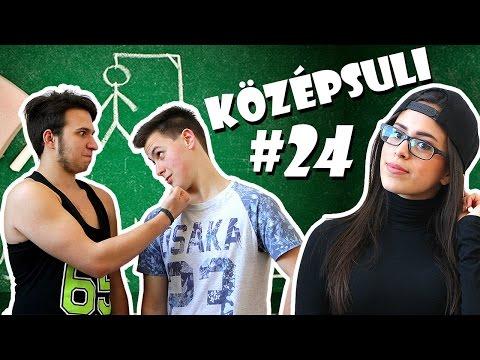 Youtube filmek - KÖZÉPSULI sorozat - 24. rész [KÖZÉPSULI TV]
