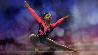 Simone Biles: Golden Girl - The Trailer