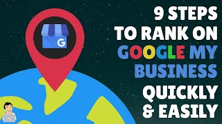 How to Rank on Google My Business [9 Easy Steps to Rank on Google My Business]