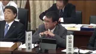 河野太郎 - (20150507) 憲法改正の発議は党議拘束を外せ
