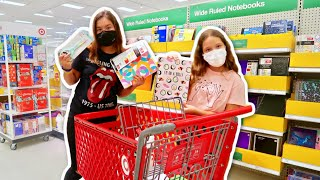 BACK TO SCHOOL SHOPPING PART #1 | SISTER FOREVER