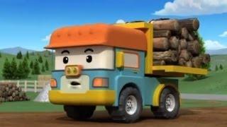 Робокар Поли - Трансформеры - Забывчивый Макс (мультфильм 09)