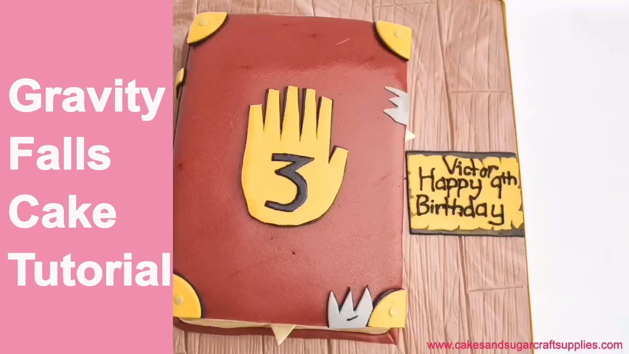 Cake Journal Tutorial