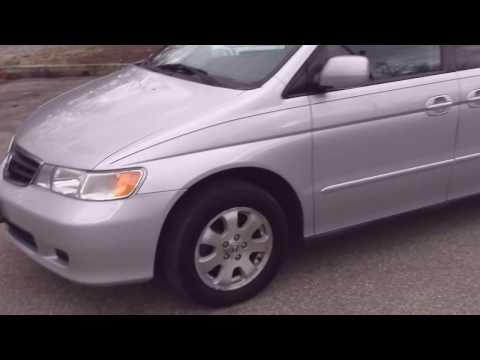 2004 Honda Odyssey Gray for sale