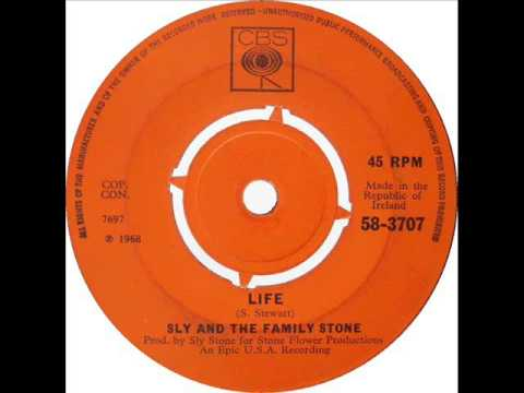 Sly and the Family Stone, Life