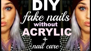 LIfe After Acrylic | DIY Nails without Acrylic