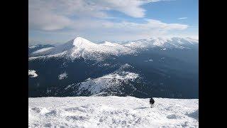 Восхождение на г. Петрос и г.Говерла зимой (03.01.2016)(, 2017-02-07T10:50:57.000Z)
