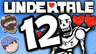 Undertale: Show Time! - PART 12 - Steam Train