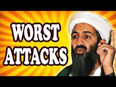 Top 10 Terrorist Attacks — TopTenzNet