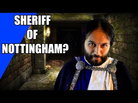 The Norman Sheriff - The Historical Office Behind The Sheriff Of Nottingham