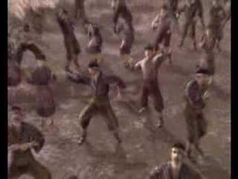 Samurai Warriors - Ishikawa Goemon Ending