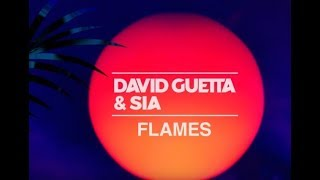 Baixar David Guetta ft. Sia - Flames | magyar felirattal