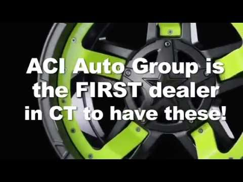 All New Wheels from KMC: The Rockstar III, available through ACI Auto Group