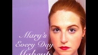 Mary's Every Day Makeup Thumbnail