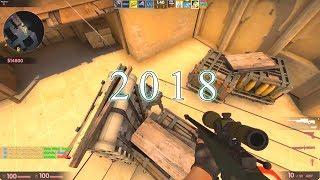 Best of zuhn 2018 (CS:GO Bhopper Guy)