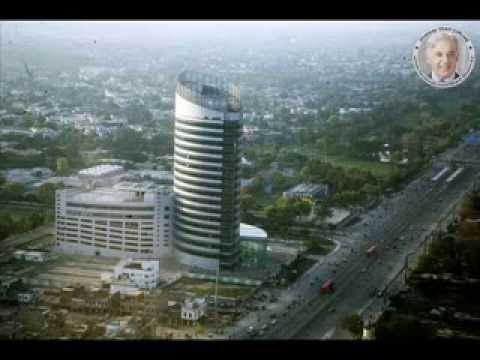 top ten tallest buildings in lahore