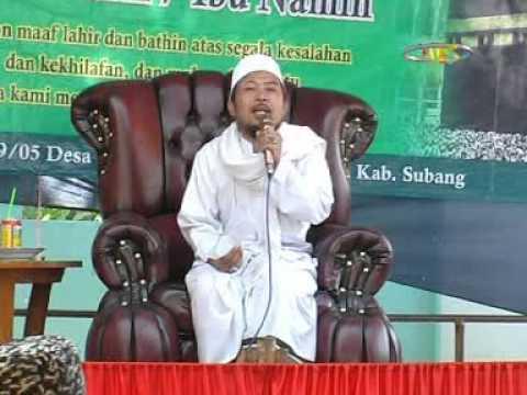 CERAMAH ISLAM Tema : Halal Bil Halal -Oleh Kyai SBRET