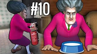 CHAPTER 4 - Scary Teacher 3D Part 10 | Funny Android Full Gameplay