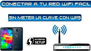 Video Conectar Facil a tu Red Wifi sin meter la CLAVE en Android Y Windows com WPS download MP3, 3GP, MP4, WEBM, AVI, FLV April 2018