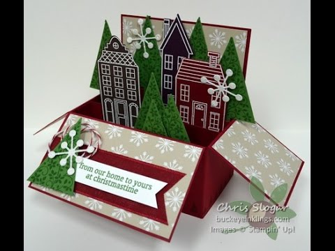 Lieblings Holiday Home Card in a Box - YouTube @NF_23