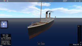 18 sub special Roblox titanic breaking in half