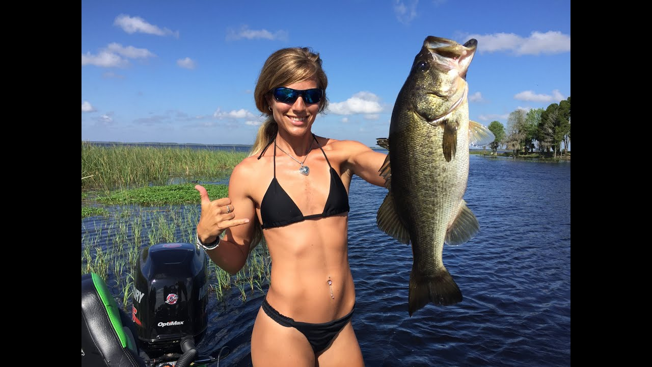 Girls hot fishing women redneck