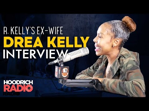 DJ Scream - R. Kelly's Ex-Wife Drea Kelly Interview on Hoodrich Radio Part 2