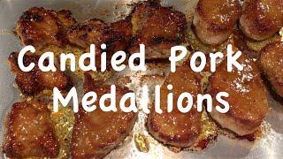 Recipe: Candied Pork Medallions