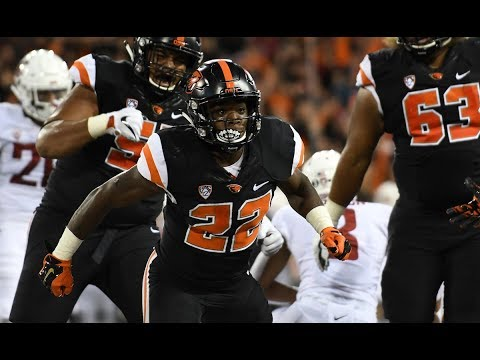 Oregon State's Jermar Jefferson and Utah's Zack Moss are impact backs: Issues & Answers