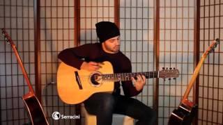 Как же красиво этот парень играет на гитаре