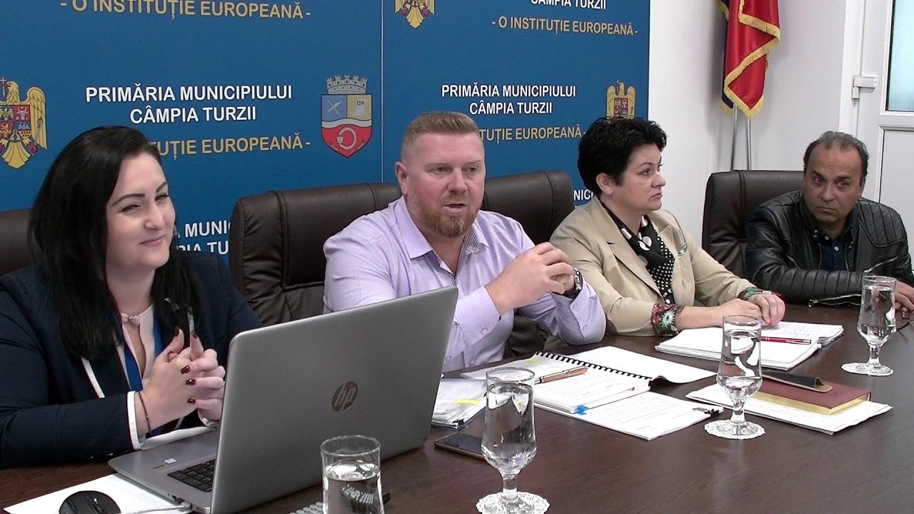 Primăria Câmpia Turzii: Lansarea noului site campiaturzii.ro (12.11.2018)