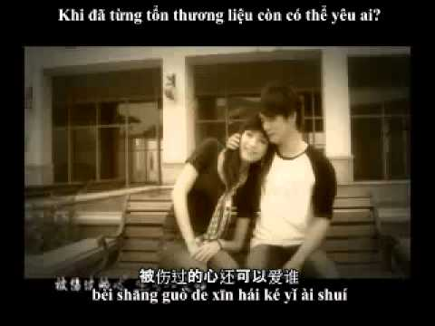 Trai tim da ton thuong lieu con co the yeu ai   Luc triet