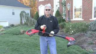 Lawn Care 101: Using a Trimmer