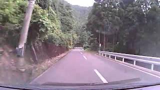 【車載動画】福井県道18号線 金谷峠(南行き)