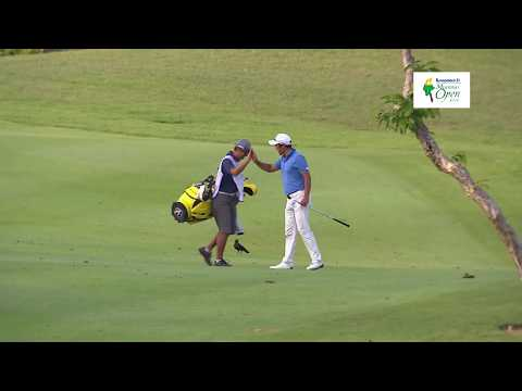 2018 Leopalace21 Myanmar Open - Rd 1 highlights