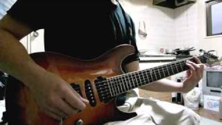 Dream Theater- Constant Motion (guitar cover)