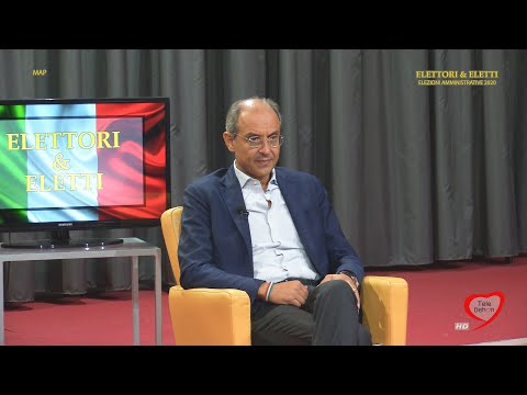 Elettori & Eletti 2020: Nicola Giorgino, candidato consiglio regionale Lega - Puglia