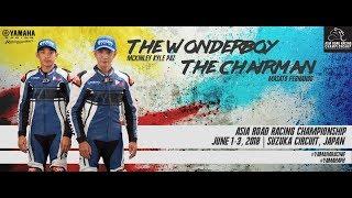 Video ASIA ROAD RACING CHAMPIONSHIP YAMAHA MOTOR PH RACERS download MP3, 3GP, MP4, WEBM, AVI, FLV September 2018
