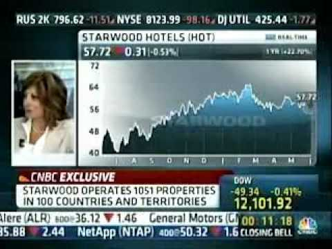 Starwood Hotels and Resorts Worldwide, Checking-in to Profits - China.wmv