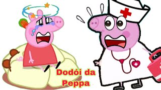 Boo Boo Song (Hush Little Baby) | More Nursery Rhymes & Kids Songs | Peppa PİG