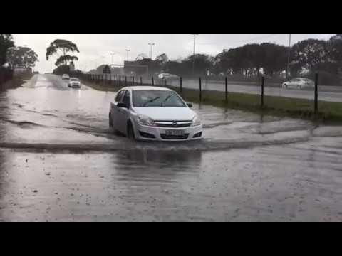 Heavy rains in NMB