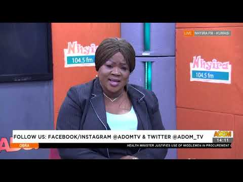 She has given my grand-daughter out without my consent – Woman - Obra on Adom TV (15-7-21)