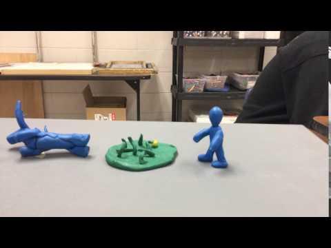 Buck Hunt- RAA- Stop Motion- 2017