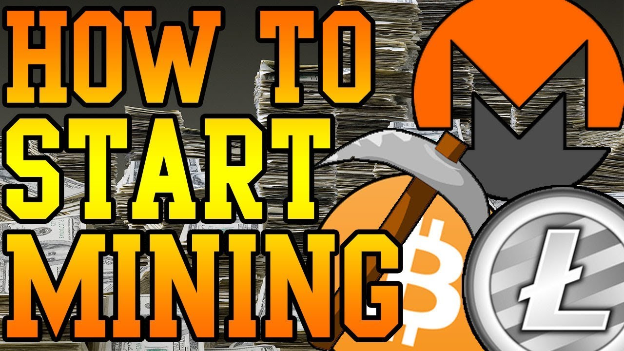 cryptocurrency to start mining